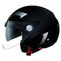 LS2 OF547 Stroke Open Face Motorcycle Helmet