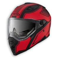 Caberg Stunt BLADE Helmet (Matt Black/Red)