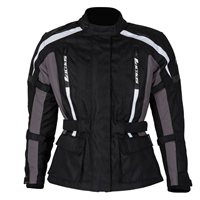 Spada Ladies CORE Textile Jacket (Black/Grey)