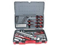 Teng 95 Piece 1/4 & 1/2 inch Drive Socket & Tool Set - TM095