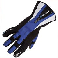 Spada Ladies CORE Waterproof Motorcycle Gloves (Black/Blue)