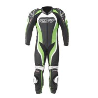 RST TRACTECH EVO 2 One Piece Leathers (Green) 1415