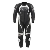 RST TRACTECH EVO 2 One Piece Leathers (White) 1415