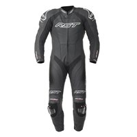 RST TRACTECH EVO  2 One Piece Leathers (Black)