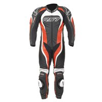RST TRACTECH EVO 2 One Piece Leathers (Flo Red) 1415