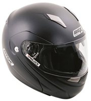 Box SZ-1 Flip Front Helmet (Matt Black)