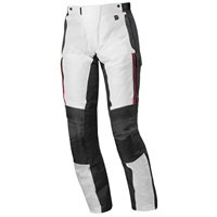 Held Torno II Gore-Tex Ladies Textile Trousers (Grey/Red)