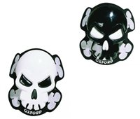 SKULL Knee Sliders by Oxford