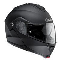 HJC IS-MAX II Flip Front Helmet (Matt Black)