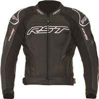 RST TRACTECH EVO II Leather Jacket (Black)