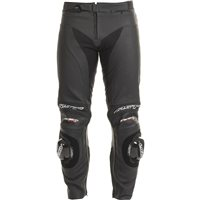 RST TracTech EVO II Leather Trousers (Black) - 1444