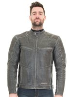 RST ROADSTER Leather Jacket (Black)