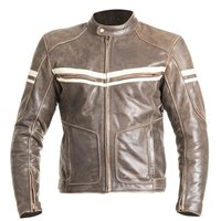 RST ROADSTER Leather Jacket (Brown) 1227