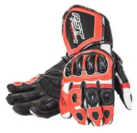 RST TRACTECH EVO RACE GLOVE (Flo Red)