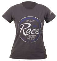RST LADIES RACE DEPT T-Shirt 0091 (Slate/Berry)