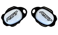 RST TPU Knee Sliders (White) 1921