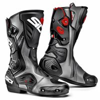 Sidi ROARR Motorcycle Boots (Black/Anthracite)
