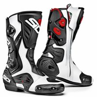 Sidi ROARR Motorcycle Boots (White/Black)
