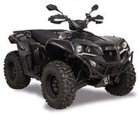 ADLY 600cc CONQUEST 4X4 ATV QUAD