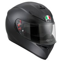 AGV  K3 SV MATT BLACK Motorcycle Helmet