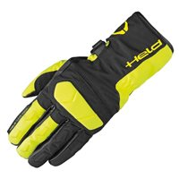Held DESCOT Motorcycle Gloves (Flo Yellow)
