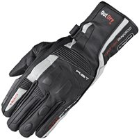 Held Secret Dry Motorcycle Gloves (Black/White)