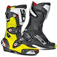 Sidi Mag-1 Motorcycle Boots CE (Fluo Yellow/Black)
