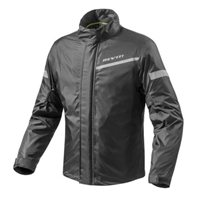 Revit Rain Jacket Cyclone 2 H2O (0010  Black)