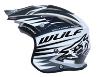 Wulfsport Tri-Action Helmet (White)
