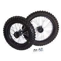Stomp Pitbikes Big Wheel Kit  17/14 for Stomps (includes tyres/tubes)