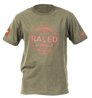 RST Raced Globally T-Shirt Green (0071)