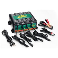 Deltran Battery Tender 4 Bank Battery Charger