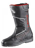 Held Conan Motorcycle Boots (Black-Red)