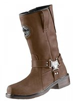Held Nevada II Motorcycle Boot (Brown)