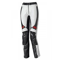 Held Sarana Ladies Leather Motorcycle Trousers (White)