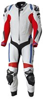 Held RACE-EVO One Piece Race Suit (White/Red/Blue)