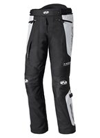 Held Dover Textile Motorcycle Trousers (Black/White)