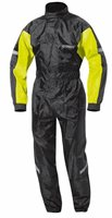 Held Splash One-Piece Rain Suit (Black/Flo Yellow)