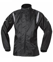 Held Mistral II Rain OverJacket - (Black)