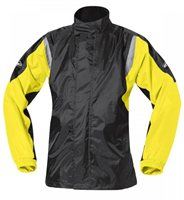 Held Mistral II Rain OverJacket - (Fluorescent Yellow)