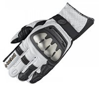 Held SR-X Motorcycle Gloves (White/Black)