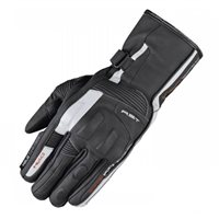 Held Secret Pro Motorcycle Gloves  (Black/White)