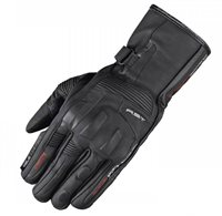 Held Secret Pro Motorcycle Gloves  (Black)