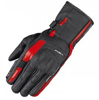 Held Secret Pro Motorcycle Gloves (Black/Red)