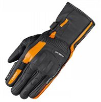 Held Secret Pro Motorcycle Gloves (Black/Orange)