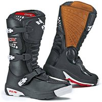 TCX Comp Kids Moto-X Boot (Black)