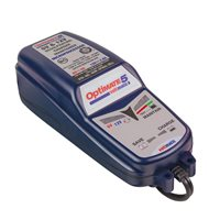 Optimate 5 Volt Matic Battery Charger for 6v & 12v Batteries