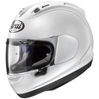 Arai RX-7V Diamond White Motorcycle Helmet