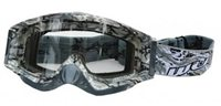 Wulfsport Abstract Goggles (Grey)