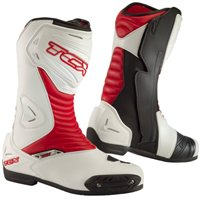 TCX S-SporTour Evo Motorcycle Boots (Red/White)